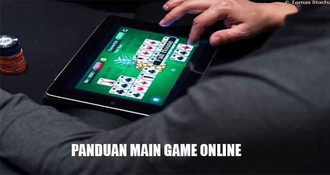 Panduan Main Game Online